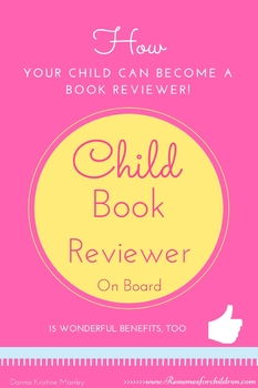 How Your Child Can Become a Book Reviewer (ebook)