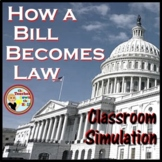 How a Bill Becomes Law Classroom Simulation (1 Week Plan)