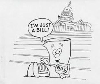 How a bill becomes a law activity teaching resources teachers how a bill becomes law lesson plan ccuart Gallery