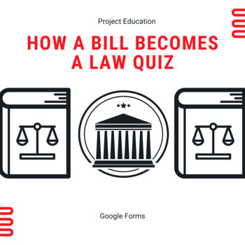 How a Bill Becomes a Law Quiz - Google Forms