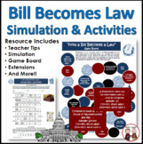 How a Bill Becomes a Law Simulation Activity