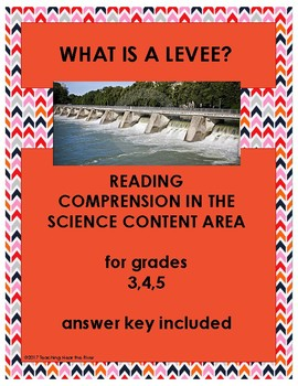 How a Levee Works: Reading in the Content Area
