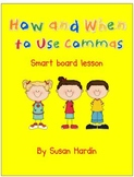How and When to Use Commas