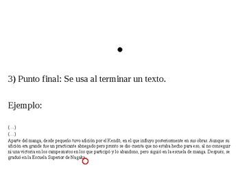 """Cómo y cuándo usar . :  """"""""  ''  «»  ()  []  {}  ¿?  ¡! … -  — en español"""