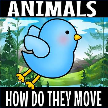 How animals move and are.(free sample)