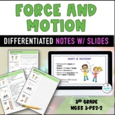How are Force and Motion Related?