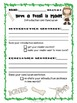 How are Fossils Made? - A Common Core Expository Writing Activity
