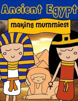 Egypt: Making Mummies (How are Mummies Made?)