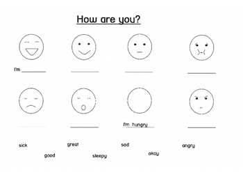 How are you? Smiles