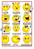 How are you feeling chart