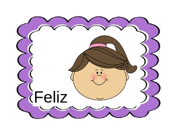 How are you feeling today? Spanish