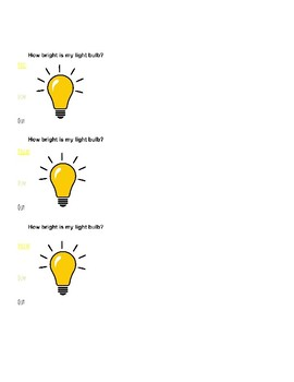 How bright is your light bulb?  Self-monitoring sustained attention
