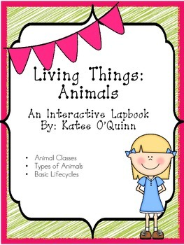 How can I classify animals? A Primary Lapbook