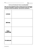 How can technology help us as readers? Organizer