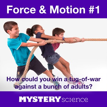 Forces&Motion NGSS:Intro to Forces ❤ BUNDLE:Activity, Reading,Assessment—SALE