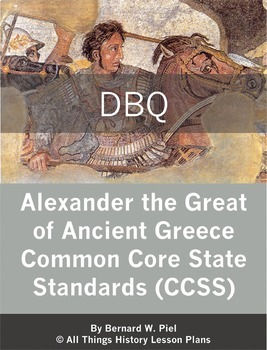 Lesson Plan Bundle: Alexander the Great and Ancient Greece