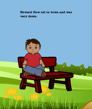 """How did Howard Dow find his Cow?    """"ow"""""""