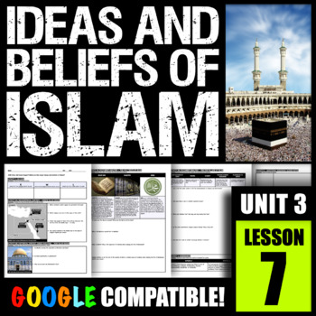 How did Islam begin? What are the major ideas and beliefs of Islam?
