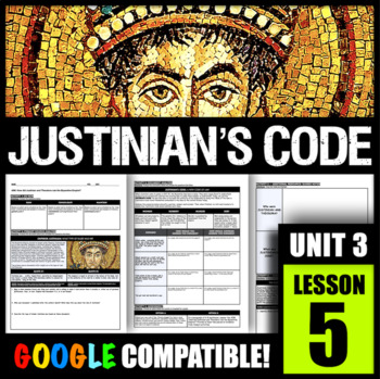 How did Justinian and Theodora rule the Byzantine Empire?