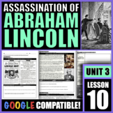 How did Lincoln's assassination affect Reconstruction plans?