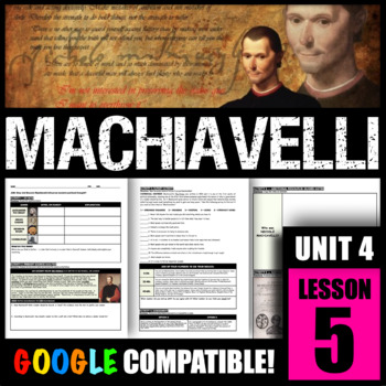 How did Machiavelli's The Prince influence modern political thought?