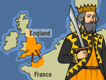 How did William (Duke of Normandy) take control over England - 2