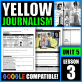 How did Yellow Journalism affect the Spanish-American War?