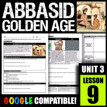 How did the Abbasid Golden Age impact both Islamic culture and the modern world?