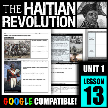 How did the French Revolution inspire change in Haiti?