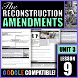 How did the Reconstruction Amendments affect life for Afri