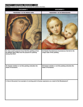 How did the Renaissance influence artistic expression?