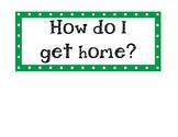 How do I get home? Polka Dot
