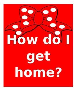 How do I get home circles
