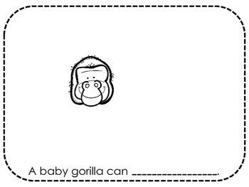 How do baby animals move?