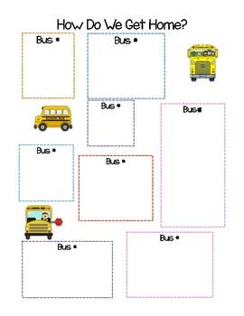 "Student Transportation Tracker - ""How Do We Get Home?"""