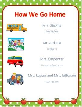 How do we go home?