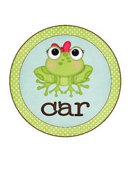 How do we go home? Dismissal Management Frog