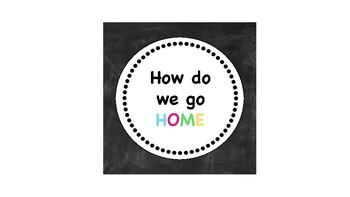 How do we go home cards