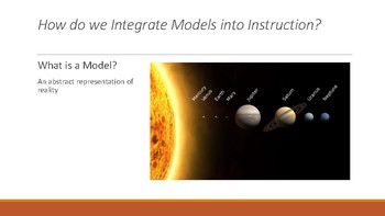 How do we integrate 3D models into instruction?