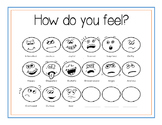 How do you feel? Faces