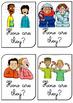 ESL-EFL Flashcards - Verb Be & Emotions