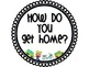 How do you get Home? {Transportation Display}