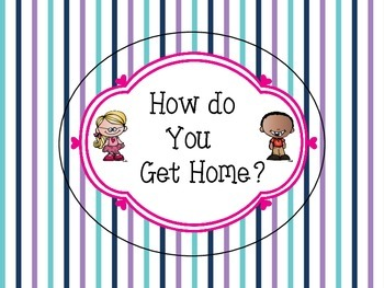 How do you go home? Transportation Chart - Clip System