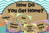 How do you get home dismissal chart