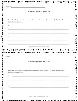 Reading and Discussion Activity