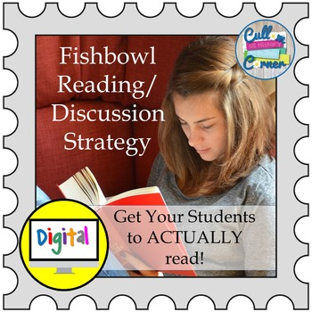 Reading and Discussion Strategy For Any Subject or Grade L
