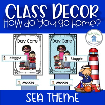 How do you go home? - Sea Theme