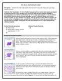 How do you model molecular motion?