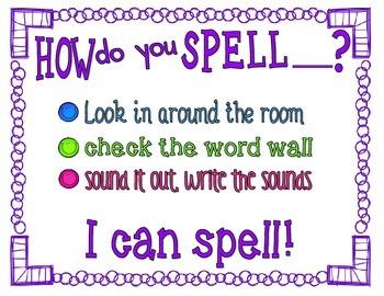 How do you spell....