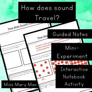 How does Sound Travel?